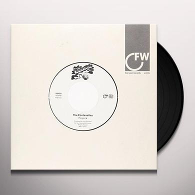 Fontanelles PINPRICK/CRIMINALITY Vinyl Record
