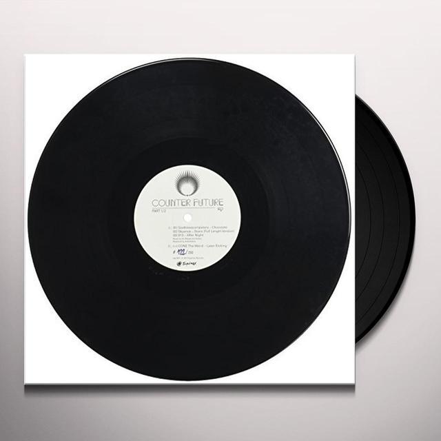 Counter Future Ep (Part 1) / Various (Uk) COUNTER FUTURE EP (PART 1) / VARIOUS Vinyl Record - UK Release