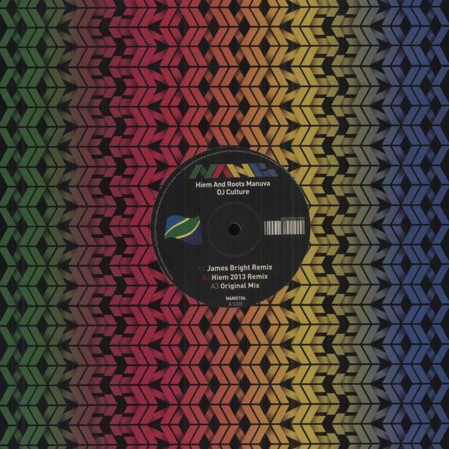 Hiem & Roots Manuva DJ CULTURE Vinyl Record