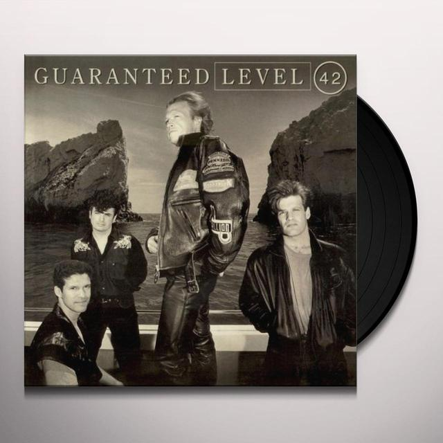 Level 42 GUARANTEED Vinyl Record - UK Release