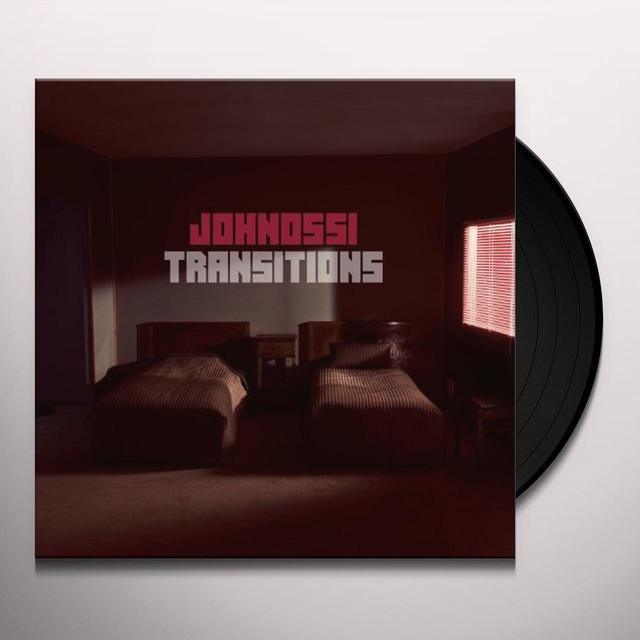 Johnossi TRANSITIONS Vinyl Record - Holland Import