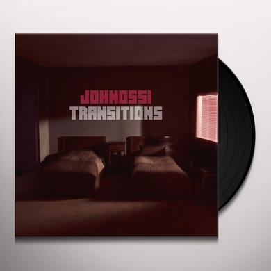 Johnossi TRANSITIONS Vinyl Record - Holland Import