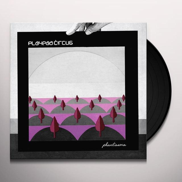 Playpad Circus PHANTASMA EP Vinyl Record - UK Release