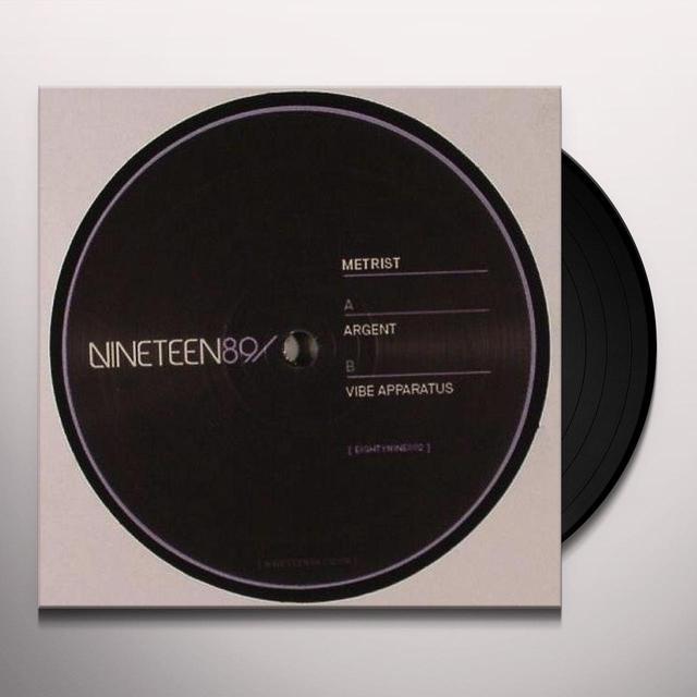 Metrist ARGENT Vinyl Record - UK Release