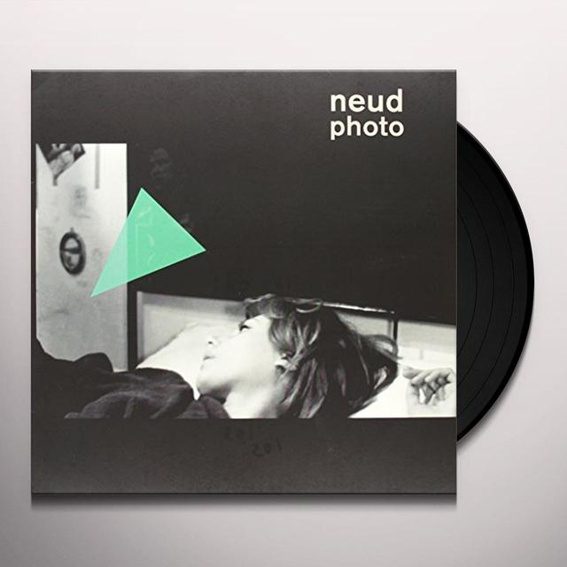 Neud Photo INTERFACE Vinyl Record - UK Release