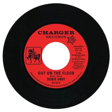 Dobie Gray OUT ON THE FLOOR/THE IN CROWD Vinyl Record