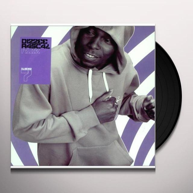 Dizzee Rascal FLEX (UK) (Vinyl)