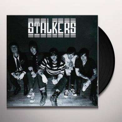Stalkers YESTERDAY IS NO TOMORROW Vinyl Record