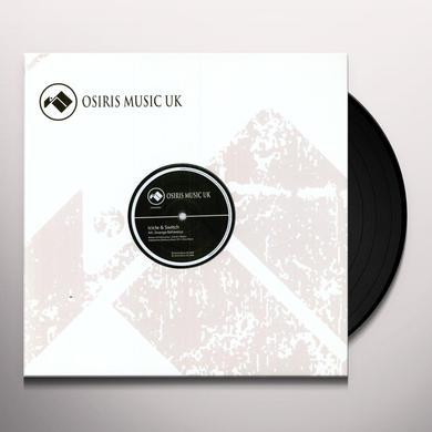 Icicle & Switch LOOKING AWAY/STRANGE BEHAVIOUR Vinyl Record