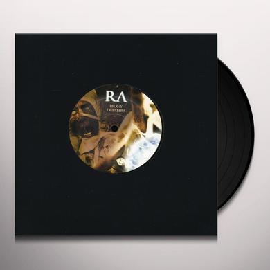 Ebony Dusters RA Vinyl Record - UK Import