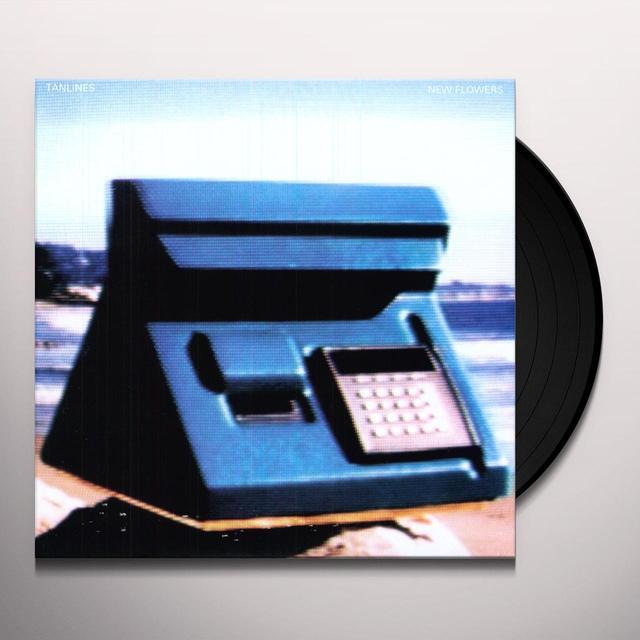 Tanlines NEW FLOWERS Vinyl Record - UK Release