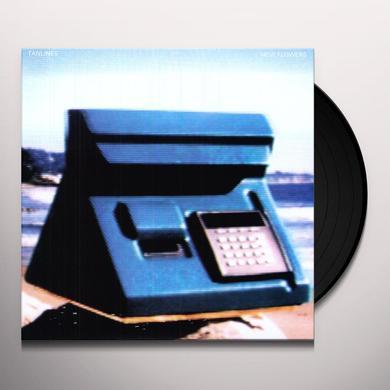 Tanlines NEW FLOWERS Vinyl Record - UK Import