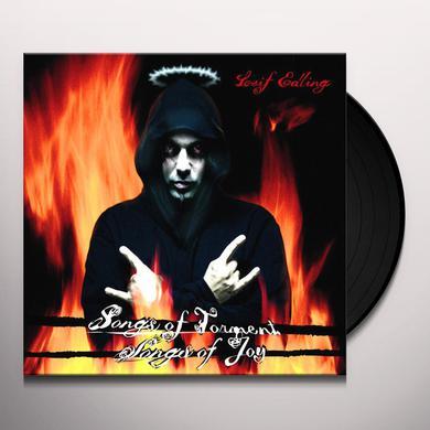 Leif Edling SONGS OF TORMENT-SONGS OF JOY Vinyl Record