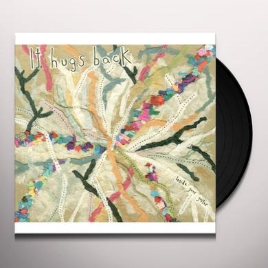 It Hugs Back INSIDE YOUR GUITAR Vinyl Record - UK Import