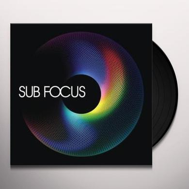 SUB FOCUS Vinyl Record - UK Release
