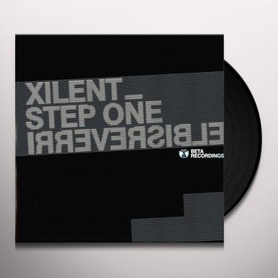 Xilent STEP ONE/IRREVERSIBLE Vinyl Record - UK Import