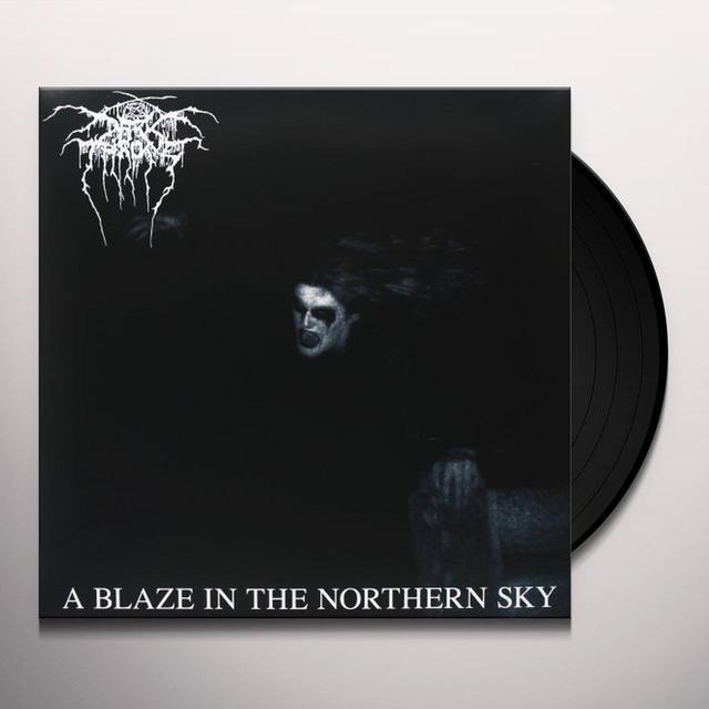 Darkthrone BLAZE IN A NORTHERN SKY Vinyl Record