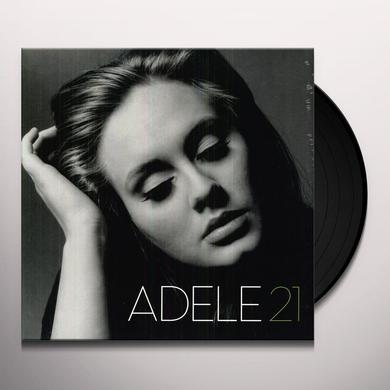 Adele 21 Vinyl Record - UK Import