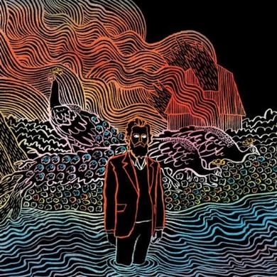 Iron & Wine KISS EACH OTHER CLEAN Vinyl Record - UK Import