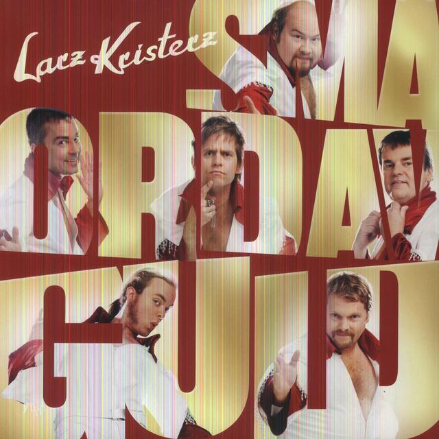 Larz-Kristerz SMA ORD AV GULD Vinyl Record - Holland Import