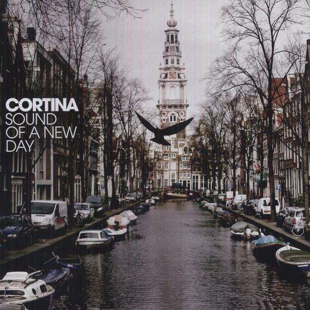 Cortina SOUND OF A NEW DAY Vinyl Record - Sweden Import