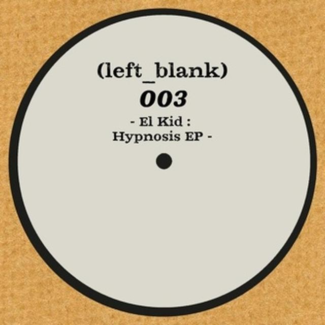 El Kid HYPNOSIS EP Vinyl Record - UK Release