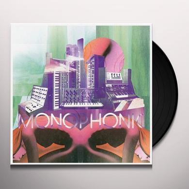 Andy Meecham VOL. 1-MONOPHONIC Vinyl Record