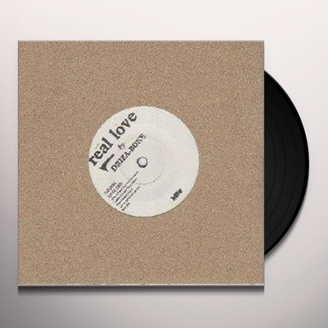 Drizabone REAL LOVE Vinyl Record