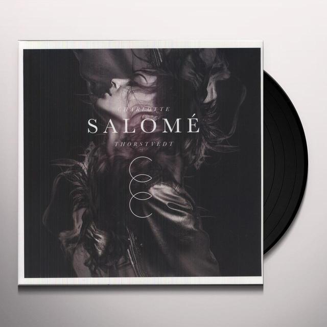 Charlotte Thorstvedt SALOME Vinyl Record - Sweden Release