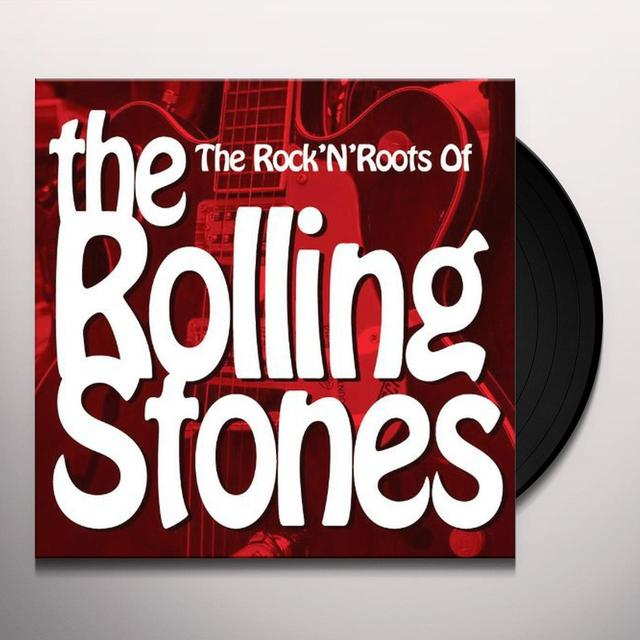 Rock N Roots Of The Rolling Stones / Various (Hol) ROCK N ROOTS OF THE ROLLING STONES / VARIOUS Vinyl Record - Holland Import