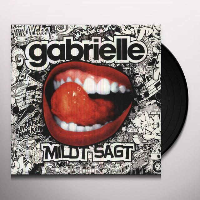 Gabrielle MILDT SAGT Vinyl Record - Sweden Release