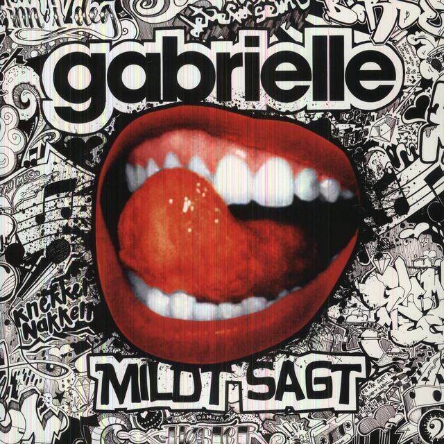 Gabrielle MILDT SAGT Vinyl Record - Sweden Import