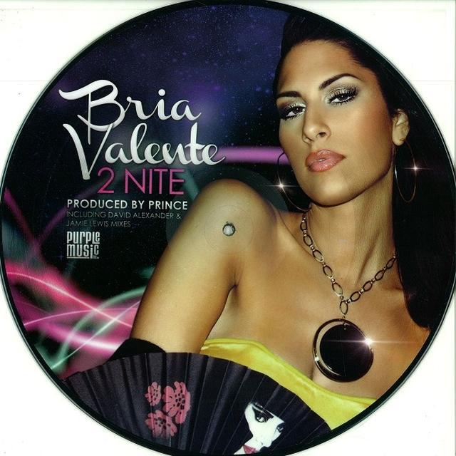 Bria Valente 2 NITE Vinyl Record - UK Release