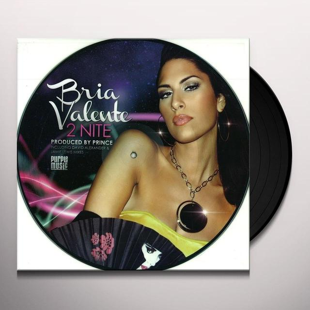 Bria Valente 2 NITE Vinyl Record - UK Import