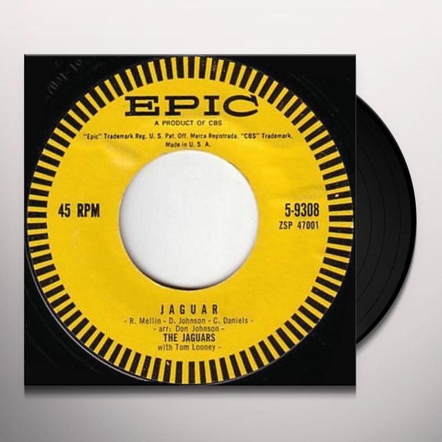 Jaguars JAGUAR/ROUNDABOUT Vinyl Record - UK Release