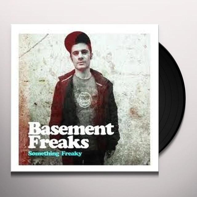 Basement Freaks SOMETHING FREAKY Vinyl Record - UK Import