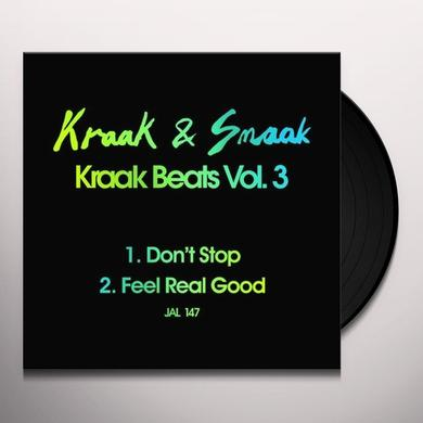 Kraak & Smaak KRAAK BEATS Vinyl Record - UK Import