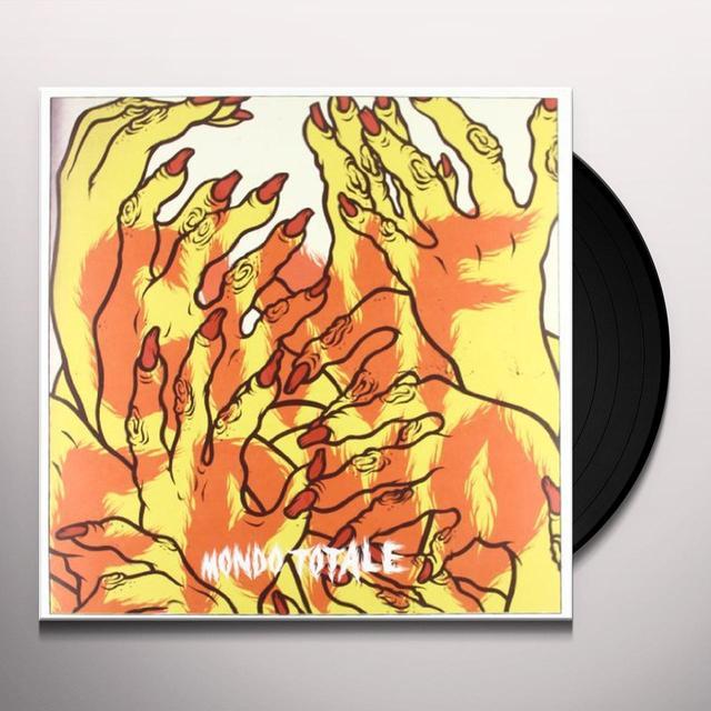 Ginferno MONDO TOTALE Vinyl Record - UK Import