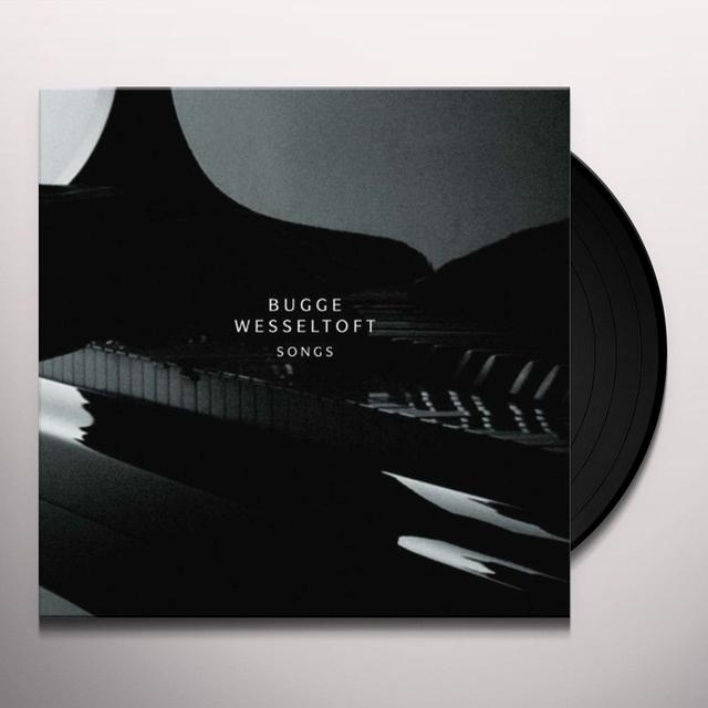 Bugge Wesseltoft SONGS (180-GRAM) Vinyl Record - Sweden Import