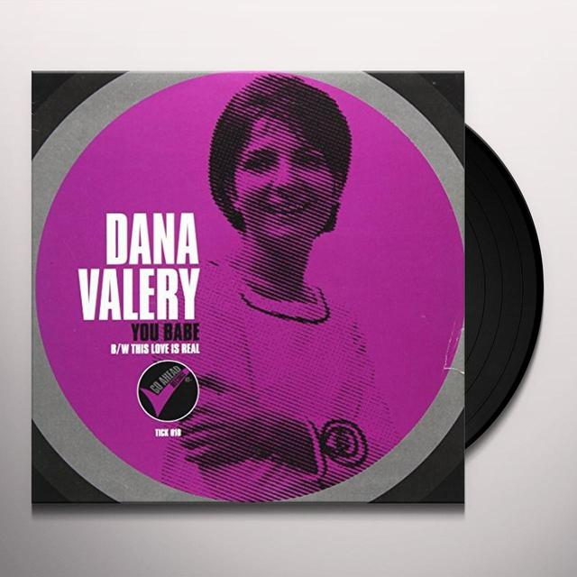 Dana Valery YOU BABE Vinyl Record