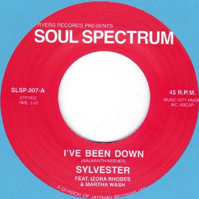 Sylvester I'VE BEEN DOWN Vinyl Record - UK Import