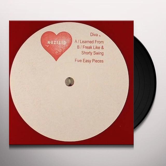 Citizen DIVA EP Vinyl Record - UK Release