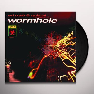 Ed Rush & Optical WORMHOLE Vinyl Record - UK Import