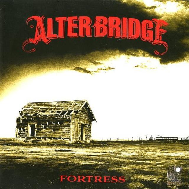 Alter Bridge FORTRESS (HK) Vinyl Record