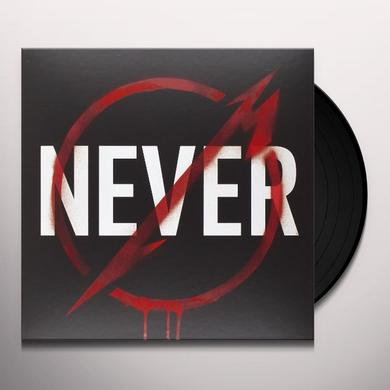 METALLICA THROUGH THE NEVER Vinyl Record