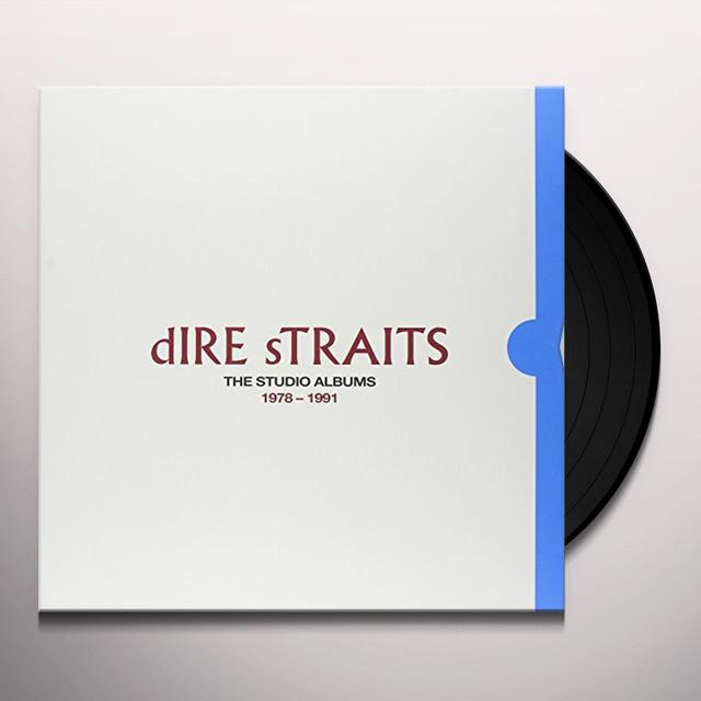 Dire Straits STUDIO ALBUMS 1978-1991 (HOL) (Vinyl)
