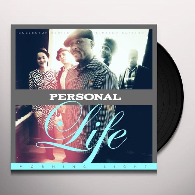 Personal Life MORNING LIGHT Vinyl Record - UK Import