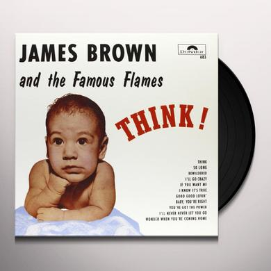 James Brown THINK! Vinyl Record