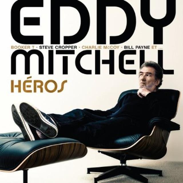 Eddy Mitchell HEROS (FRA) Vinyl Record
