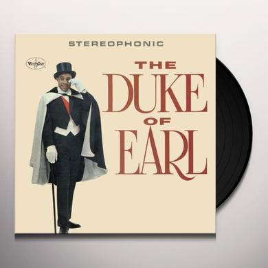 Gene Chandler DUKE OF EARL Vinyl Record - UK Import